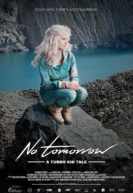 No Tomorrow: A Turbo Kid Tale